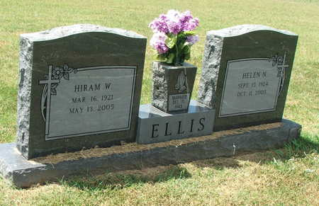 ELLIS, HIRAM WILLIAM - Lawrence County, Arkansas | HIRAM WILLIAM ELLIS - Arkansas Gravestone Photos
