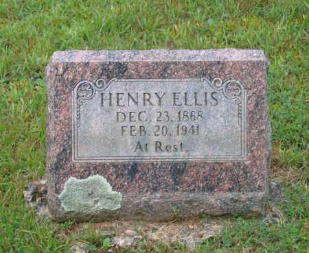 ELLIS, THOMAS HENRY - Lawrence County, Arkansas | THOMAS HENRY ELLIS - Arkansas Gravestone Photos