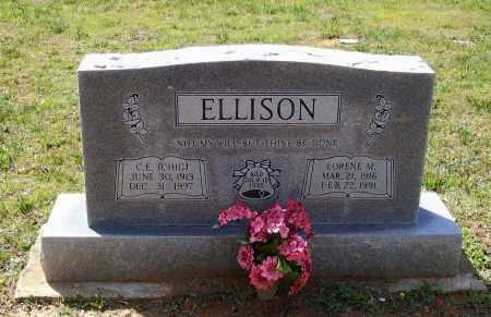ELLISON, LORENE MARIE - Lawrence County, Arkansas | LORENE MARIE ELLISON - Arkansas Gravestone Photos