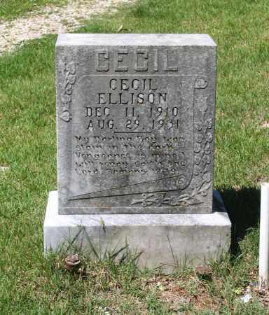 ELLISON, CECIL - Lawrence County, Arkansas   CECIL ELLISON - Arkansas Gravestone Photos