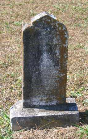 ERWIN, INFANT - Lawrence County, Arkansas | INFANT ERWIN - Arkansas Gravestone Photos