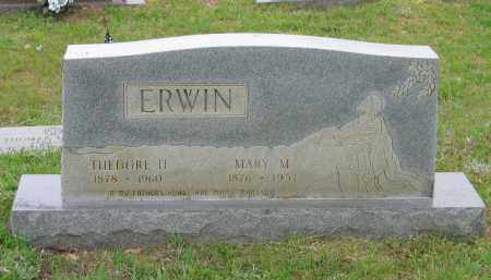 ERWIN, THEODORE H. - Lawrence County, Arkansas | THEODORE H. ERWIN - Arkansas Gravestone Photos