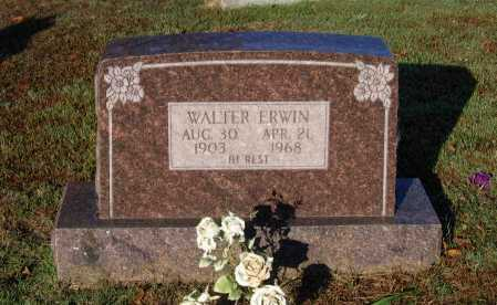 ERWIN, WALTER - Lawrence County, Arkansas | WALTER ERWIN - Arkansas Gravestone Photos