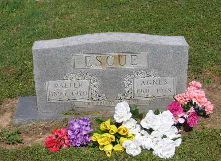 ESCUE, WALTER - Lawrence County, Arkansas | WALTER ESCUE - Arkansas Gravestone Photos
