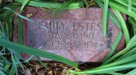 ESTES, EMILY - Lawrence County, Arkansas | EMILY ESTES - Arkansas Gravestone Photos