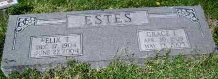 ESTES, GRACE L. - Lawrence County, Arkansas | GRACE L. ESTES - Arkansas Gravestone Photos