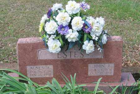 ESTES, JOHN J. - Lawrence County, Arkansas | JOHN J. ESTES - Arkansas Gravestone Photos
