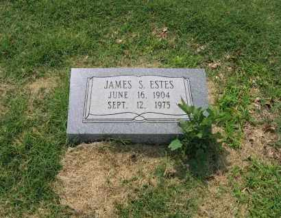 ESTES, JAMES S. - Lawrence County, Arkansas | JAMES S. ESTES - Arkansas Gravestone Photos