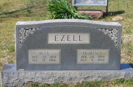 EZELL, FLORENCE - Lawrence County, Arkansas | FLORENCE EZELL - Arkansas Gravestone Photos
