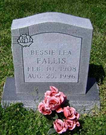 FALLIS, BESSIE LEA - Lawrence County, Arkansas | BESSIE LEA FALLIS - Arkansas Gravestone Photos