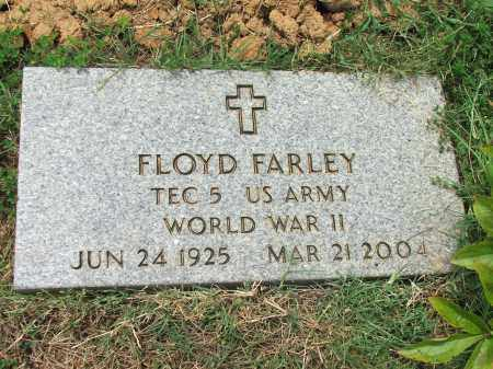 FARLEY (VETERAN WWII), FLOYD - Lawrence County, Arkansas | FLOYD FARLEY (VETERAN WWII) - Arkansas Gravestone Photos