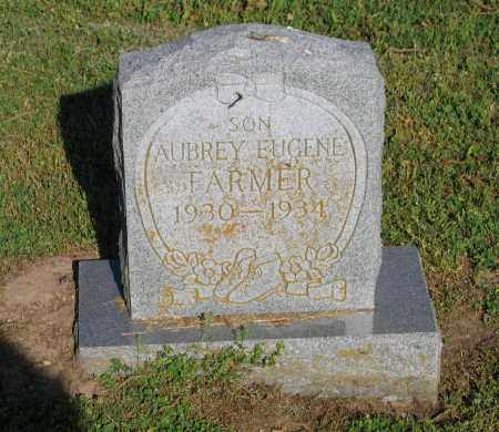 FARMER, AUBREY EUGENE - Lawrence County, Arkansas | AUBREY EUGENE FARMER - Arkansas Gravestone Photos