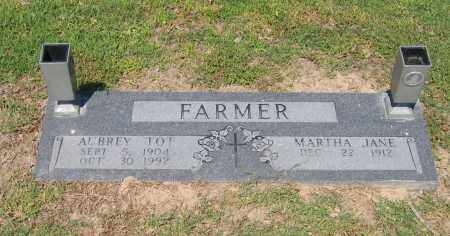 "FARMER, AUBREY ""TOT"" - Lawrence County, Arkansas 