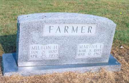 FARMER, MARTHA TILLIA - Lawrence County, Arkansas | MARTHA TILLIA FARMER - Arkansas Gravestone Photos