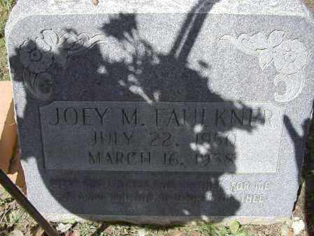 "FAULKNER, JOE MAURICE ""JOEY"" - Lawrence County, Arkansas 