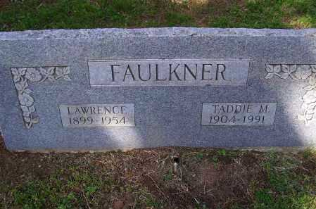 FAULKNER, SR., LAWRENCE - Lawrence County, Arkansas | LAWRENCE FAULKNER, SR. - Arkansas Gravestone Photos