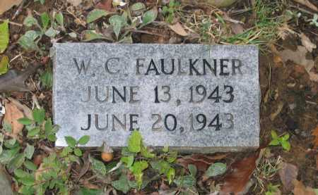 FAULKNER, W. C. - Lawrence County, Arkansas | W. C. FAULKNER - Arkansas Gravestone Photos