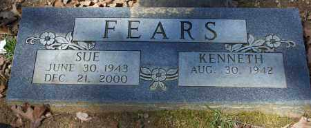"FEARS, MARY FRANCES ""SUE"" - Lawrence County, Arkansas 