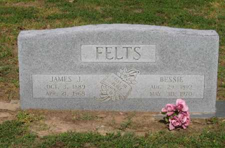 FELTS, JAMES J. - Lawrence County, Arkansas | JAMES J. FELTS - Arkansas Gravestone Photos