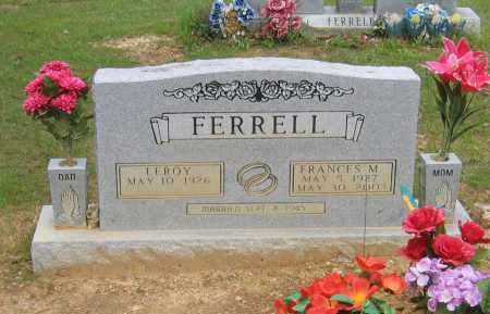 FERRELL, FRANCES QUEEN M. - Lawrence County, Arkansas   FRANCES QUEEN M. FERRELL - Arkansas Gravestone Photos