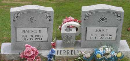 FERRELL, JAMES T. - Lawrence County, Arkansas   JAMES T. FERRELL - Arkansas Gravestone Photos