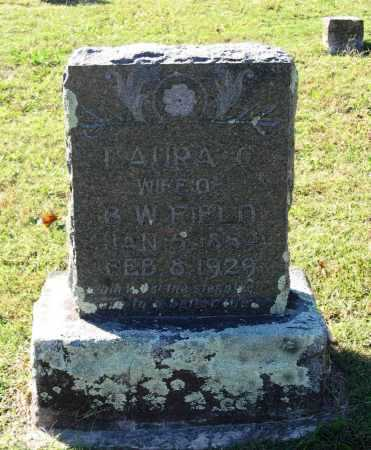 FIELD, LAURA CATHERINE - Lawrence County, Arkansas | LAURA CATHERINE FIELD - Arkansas Gravestone Photos