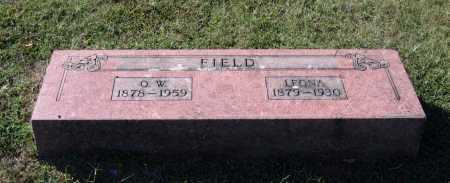 "FIELD, ORESTES WASHINGTON ""O. W."" - Lawrence County, Arkansas 