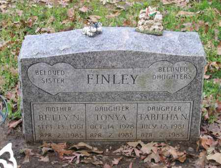 FRANCES FINLEY, BETTY N. - Lawrence County, Arkansas | BETTY N. FRANCES FINLEY - Arkansas Gravestone Photos