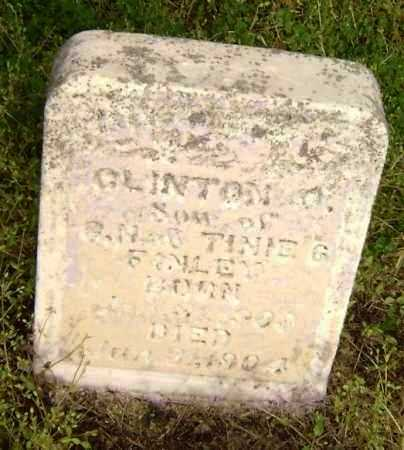 FINLEY, CLINTON O. - Lawrence County, Arkansas | CLINTON O. FINLEY - Arkansas Gravestone Photos