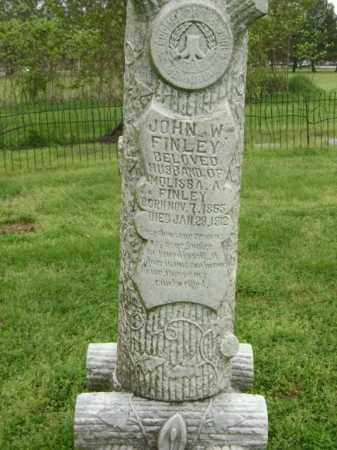 FINLEY, JOHN W. - Lawrence County, Arkansas | JOHN W. FINLEY - Arkansas Gravestone Photos