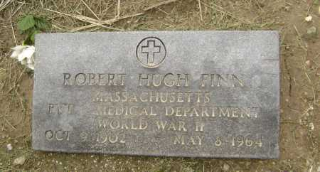 FINN  (VETERAN WWII), ROBERT HUGH - Lawrence County, Arkansas | ROBERT HUGH FINN  (VETERAN WWII) - Arkansas Gravestone Photos