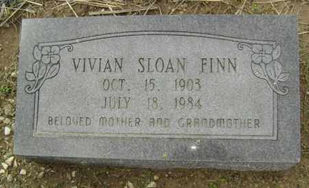 SLOAN BOUGHNOU, VIVIAN INEZ - Lawrence County, Arkansas | VIVIAN INEZ SLOAN BOUGHNOU - Arkansas Gravestone Photos
