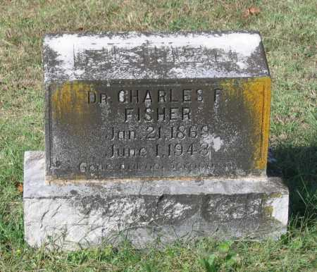 FISHER, MD, CHARLES F. - Lawrence County, Arkansas | CHARLES F. FISHER, MD - Arkansas Gravestone Photos