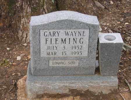 FLEMING, GARY WAYNE - Lawrence County, Arkansas | GARY WAYNE FLEMING - Arkansas Gravestone Photos