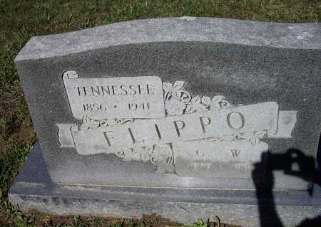FLIPPO, TERESA TENNESSEE A. - Lawrence County, Arkansas | TERESA TENNESSEE A. FLIPPO - Arkansas Gravestone Photos