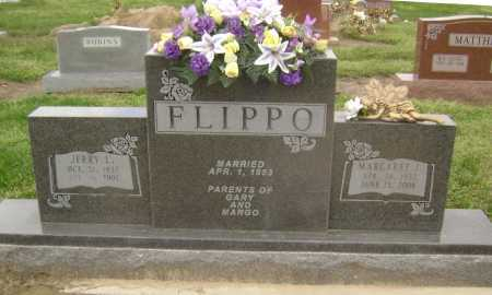 FLIPPO (VETERAN KOR), JERRY LEE - Lawrence County, Arkansas | JERRY LEE FLIPPO (VETERAN KOR) - Arkansas Gravestone Photos