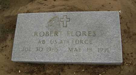 FLORES  (VETERAN), ROBERT - Lawrence County, Arkansas | ROBERT FLORES  (VETERAN) - Arkansas Gravestone Photos