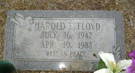 FLOYD, HAROLD EUGENE - Lawrence County, Arkansas | HAROLD EUGENE FLOYD - Arkansas Gravestone Photos