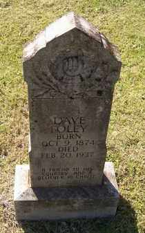 "FOLEY, DAVID KNED ""DAVE"" - Lawrence County, Arkansas 