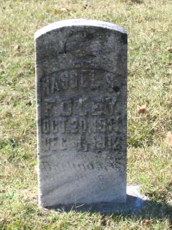 FOLEY, HASSEL S. - Lawrence County, Arkansas   HASSEL S. FOLEY - Arkansas Gravestone Photos