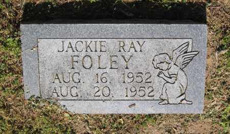 FOLEY, JACKIE RAY - Lawrence County, Arkansas | JACKIE RAY FOLEY - Arkansas Gravestone Photos