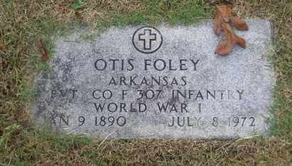 "FOLEY (VETERAN WWI), OTIS C. ""PETE"" - Lawrence County, Arkansas 