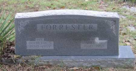 FORRESTER, REV., BURRETTE SOUTHWOOD - Lawrence County, Arkansas | BURRETTE SOUTHWOOD FORRESTER, REV. - Arkansas Gravestone Photos