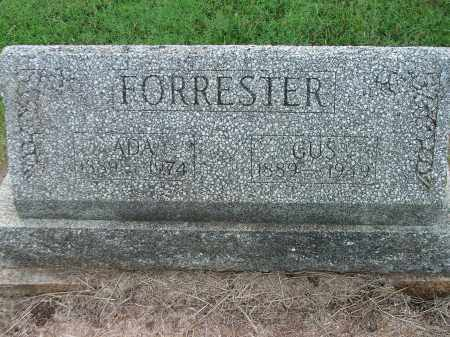 KELLEY FORRESTER, ADA SUE - Lawrence County, Arkansas | ADA SUE KELLEY FORRESTER - Arkansas Gravestone Photos