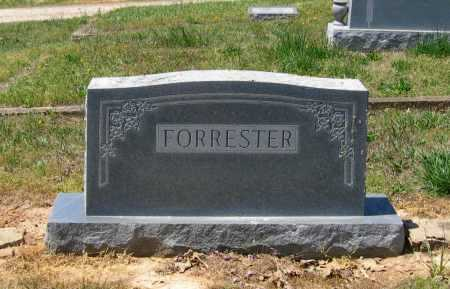 FORRESTER FAMILY STONE,  - Lawrence County, Arkansas |  FORRESTER FAMILY STONE - Arkansas Gravestone Photos