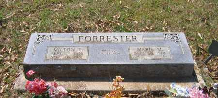 FORRESTER, MILTON ELMO - Lawrence County, Arkansas | MILTON ELMO FORRESTER - Arkansas Gravestone Photos