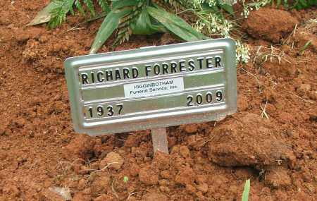 FORRESTER, RICHARD - Lawrence County, Arkansas | RICHARD FORRESTER - Arkansas Gravestone Photos