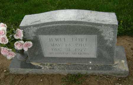 FORT, JEWEL - Lawrence County, Arkansas | JEWEL FORT - Arkansas Gravestone Photos