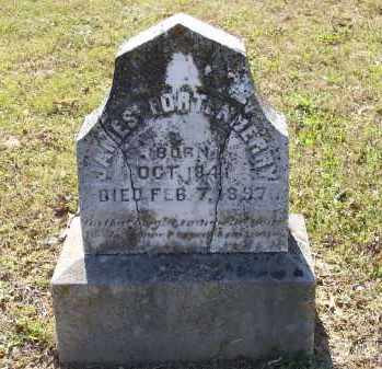 FORTENBERRY (VETERAN CSA), JAMES - Lawrence County, Arkansas | JAMES FORTENBERRY (VETERAN CSA) - Arkansas Gravestone Photos