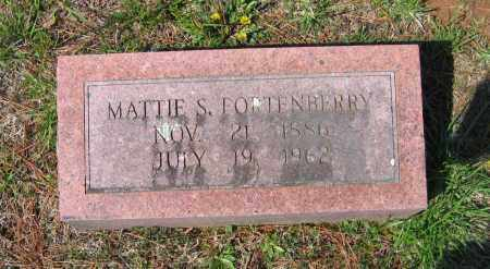 FORTENBERRY, MATTIE SEVIER - Lawrence County, Arkansas | MATTIE SEVIER FORTENBERRY - Arkansas Gravestone Photos